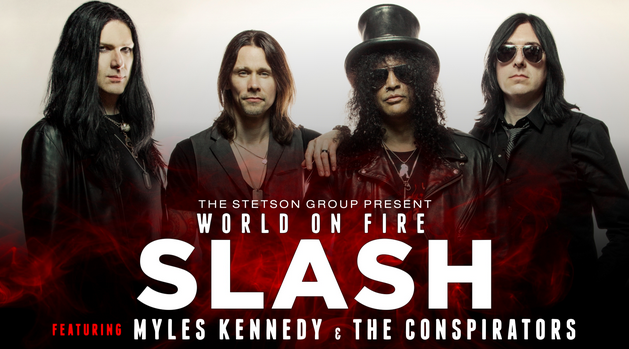 Slash TOur
